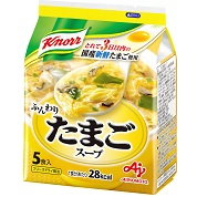 クノール® ふんわりたまごスープ