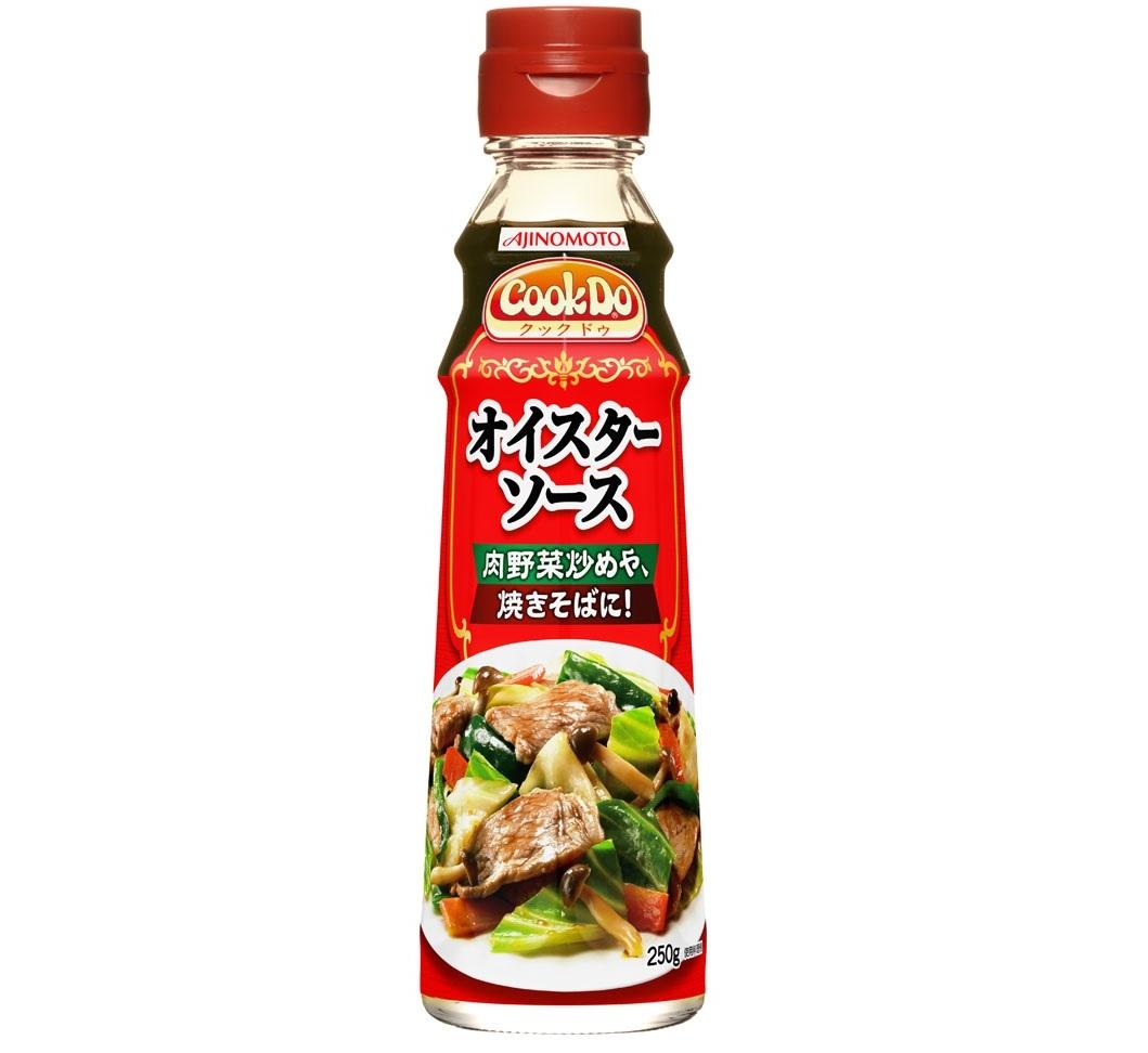 「Cook Do®オイスターソース」250g瓶