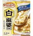 「CookDo®」 あらびき肉入り白麻婆豆腐用