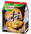 「クノール® 韓国チゲスープ」5食入袋