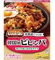 「Cook Do®」(ごはん用合わせ調味料)86炊飯器でつくる韓国風ビビンバ用